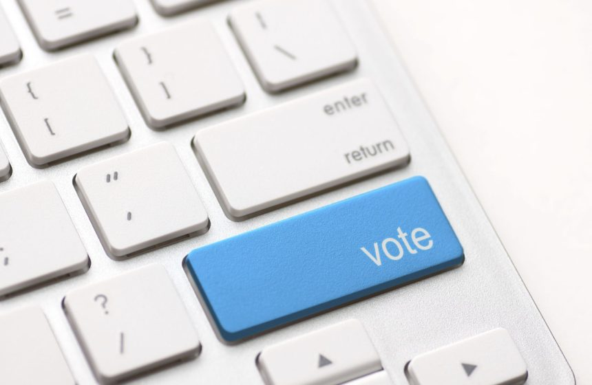 Professional Social Media's Administration and Winning Key for the Elections